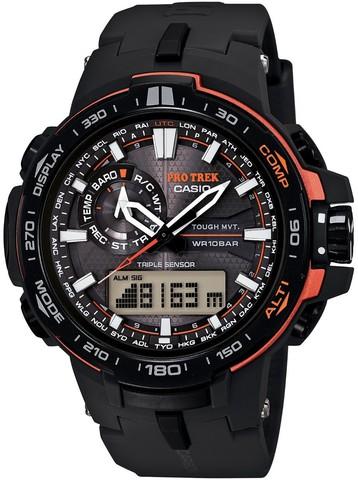 Купить Наручные часы Casio PRW-6000Y-1DR по доступной цене