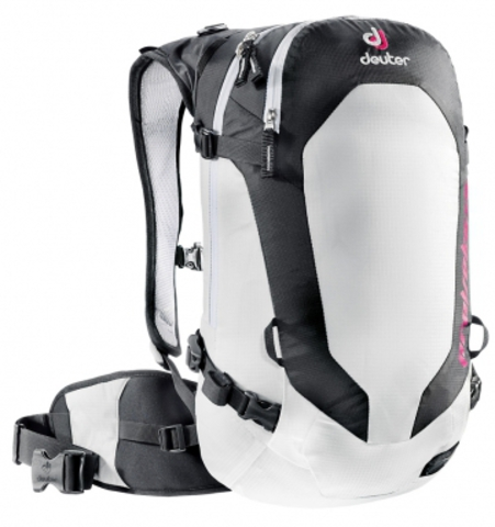 Deuter Provoke 14 SL white-black
