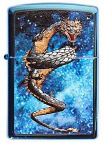 Зажигалка Zippo Dragon In Space (20446)