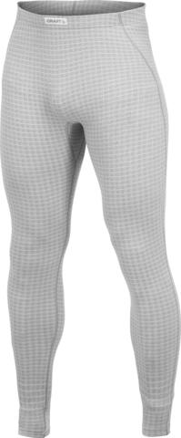 Термобелье Рейтузы с шерстью мериноса Craft Warm Wool Grey мужские