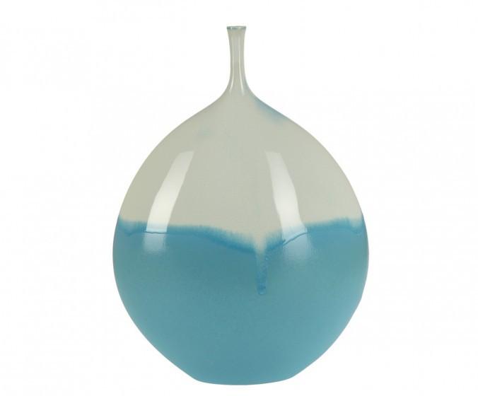 Вазы настольные Элитная ваза декоративная Blue and white porcelain средняя от S. Bernardo elitnaya-vaza-dekorativnaya-blue-and-white-porcelain-srednyaya-ot-s-bernardo-portugaliya.jpg