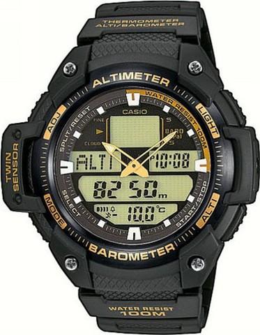 Купить Наручные часы Casio SGW-400H-1B2VDR по доступной цене