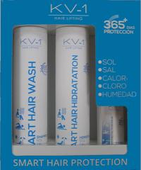 Подарочный набор для волос из трех средств LUXORY KV-1
