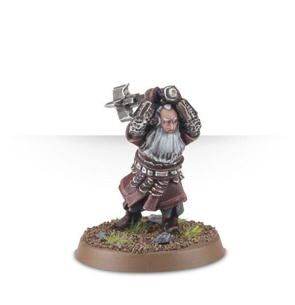 Balin, Dwalin and Oin – Champions of Erebor