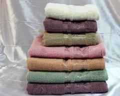 JAKARLI BAMBOO - ЖАКАРЛИ БАМБУ полотенце махровое Maison Dor(Турция).