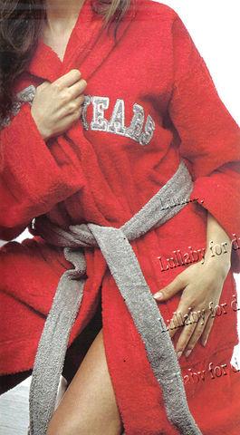 Элитный халат махровый Sweet Years Jolly от Caleffi