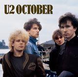 U2 / October (LP)