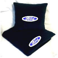 Плед в чехле с логотипом Ford