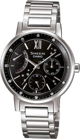 Купить Наручные часы Casio SHE-3028D-1AUDR по доступной цене