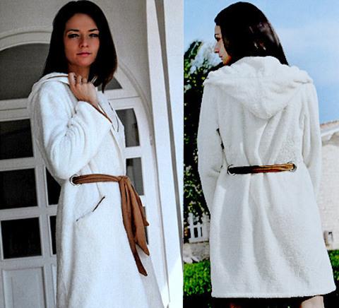 Элитный халат махровый Noel от Timas
