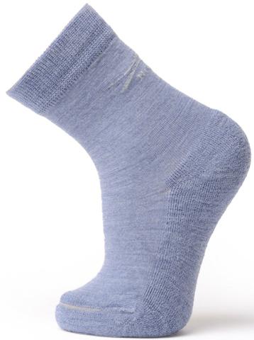 Термоноски утепленные с шерстью мериноса Norveg Soft Merino Wool Blue детские