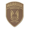 Патч резиновый Warrior