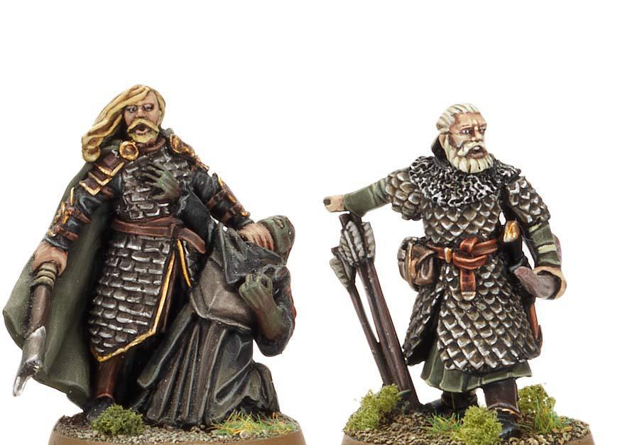 Rohan Commanders