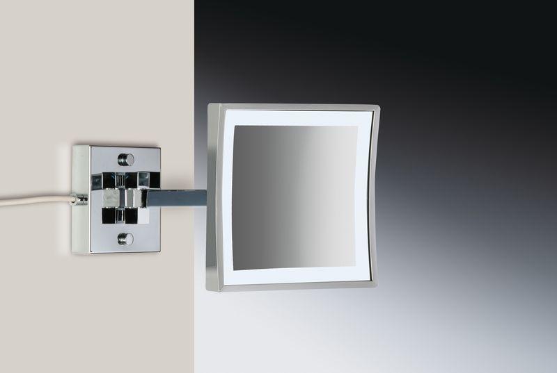 Элитное зеркало косметическое 99867/1CR 3XD от Windisch