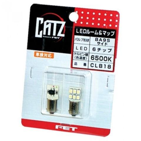 Автомобильная светодиодная лампа T5W CATZ CLB18