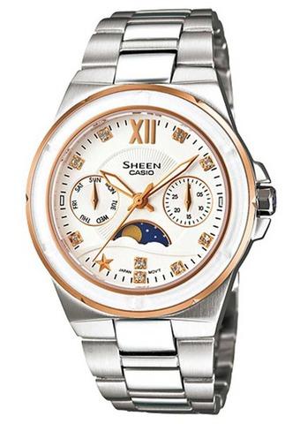 Купить Наручные часы Casio SHE-3500SG-7AUDR по доступной цене