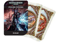 Psychic Cards: Eldar