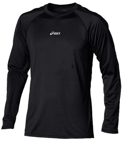 Беговая футболка Asics HERMES LS CREW TOP с длинным рукавом