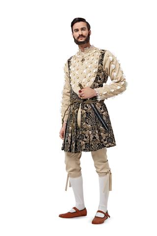 Выкройка Burda (Бурда) 6888 — Карнавальный костюм