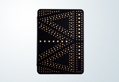Чехол The Core Polka Dot Case Black Черный для iPad Air