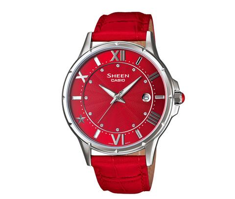 Купить Наручные часы Casio SHE-4024L-4ADR по доступной цене