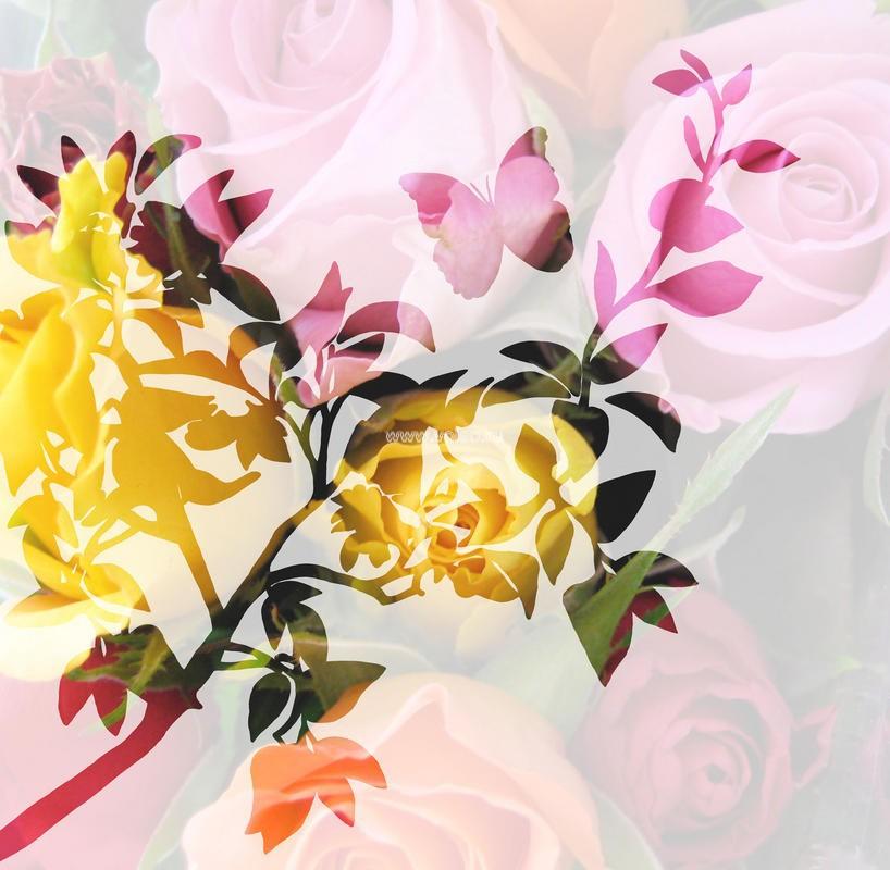 Фотообои (панно) Mr. Perswall Creativity P011301-6, интернет магазин Волео