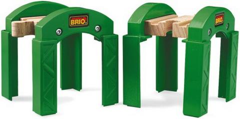 BRIO 33253 Опорные арки для мостов железной дороги