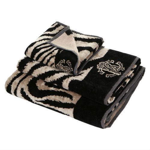 Наборы полотенец Набор полотенец 2 шт Roberto Cavalli Zebra серый elitnie-polotentsa-zebra-serie-ot-roberto-cavalli-italiya.jpg