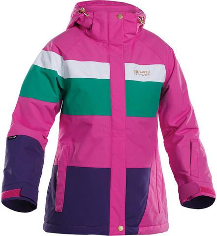 Горнолыжная Куртка 8848 Altitude Bella JR Jacket Pink