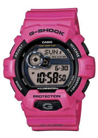 Купить Наручные часы Casio GLS-8900-4DR по доступной цене