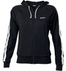 Женская толстовка Asics Jersey Warm Up Jacket Black (110593 0904)