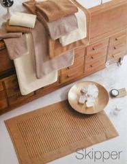 Элитный коврик для ванной Skipper бежевый от Svad Dondi