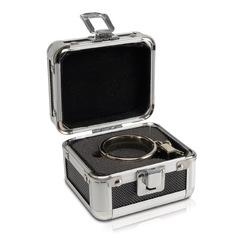 Металлическое кольцо на член Metal Worx Large (d. 5,1см)