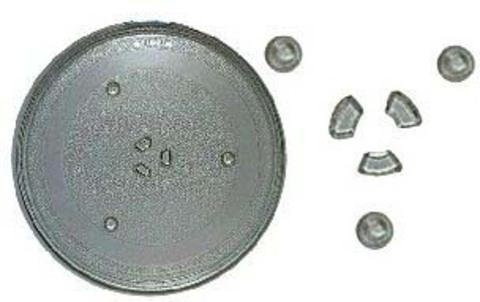 Тарелка для свч 315mm (с крепл.10коп.) 9800053, N712, 4.63.060.30, см. N712