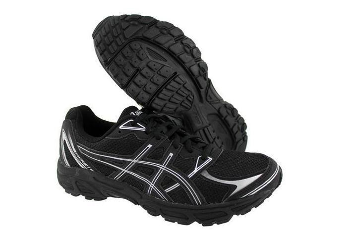 Asics Patriot 6 кроссовки для бега черные женские
