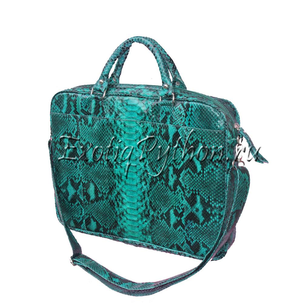 Сумки из кожи змеи питона Мужские и женские кожаные сумки