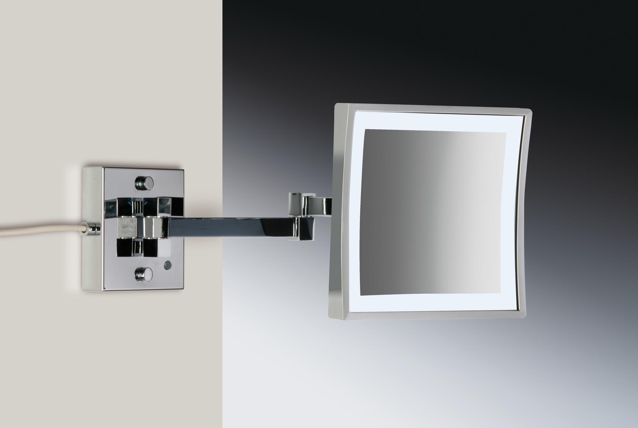 Зеркала Зеркало косметическое Windisch 99867/2CR 3XD elitnoe-zerkalo-kosmeticheskoe-998672-ot-windisch-ispaniya.jpg