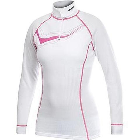 Термобелье Рубашка Craft Active Zip женская white