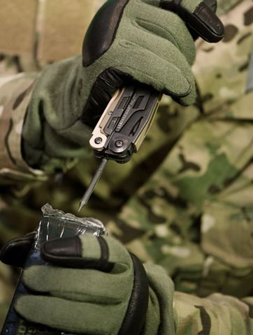 Мультиинструмент силовой Leatherman MUT EOD
