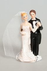 Свадебная фигура 8 см 103721