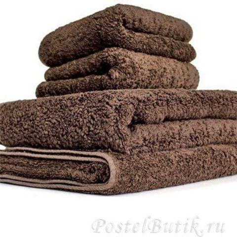 Полотенце 40x60 Abyss & Habidecor Super Pile 772 dark brown