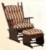 кресла-качалки из массива каталог