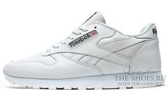 Кроссовки Женские Reebok Classic Leather White