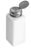 Бутылка с помпой для жидкости для снятия лака, 250 мл
