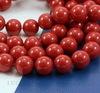 5810 Хрустальный жемчуг Сваровски Crystal Red Coral круглый 8 мм , 5 шт