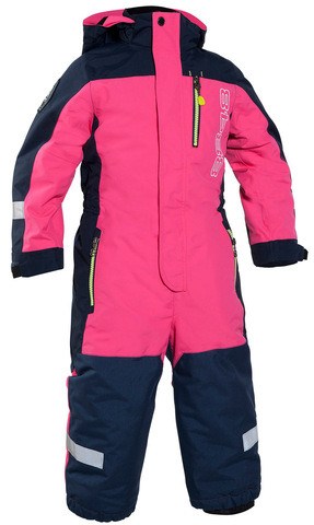 Комбинезон 8848 Altitude Piraya Suit Cerise детский