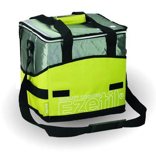 Сумка-холодильник (термосумка) Ezetil Extreme 28, 28L (зеленая)