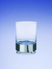 Стакан на подставке Windisch 941181CR Plain Crystal