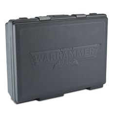 Warhammer 40,000 Army Figure Case