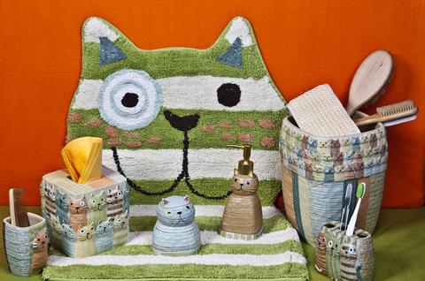 Емкость для косметики детская Meow от Creative Bath